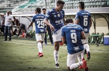 Fred marca três vezes, e Cruzeiro amplia vantagem sobre América-MG na semi do Mineiro