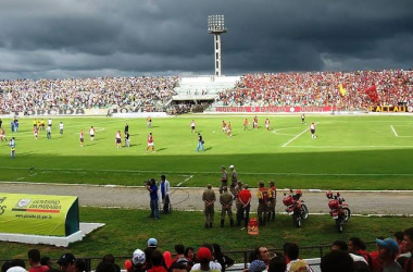 Resultado Campinense x Treze pelo Campeonato Paraibano 2019 (0-1)