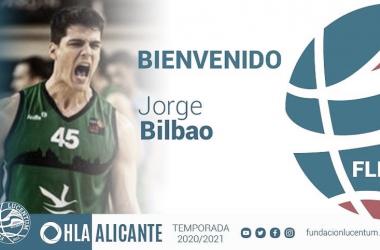 Jorge Bilbao refuerza el juego interior de HLA Alicante