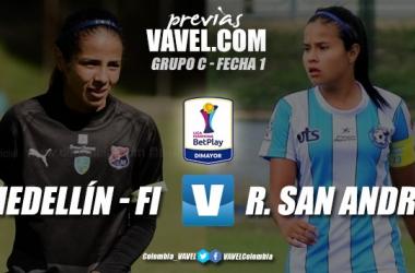 Previa Independiente Medellín vs. Real San Andrés: Dos equipos que buscan revancha