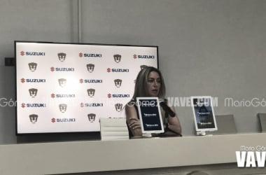 "Ileana Dávila: ""Un 2-0 me hubiera parecido justo"" (Foto   Mario Gómez Aguilar   VAVEL México)"