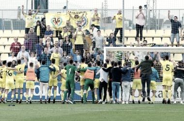 El Villarreal B pierde pero estará en segunda rona de playoffs