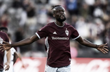 Colorado Rapids suma y sigue