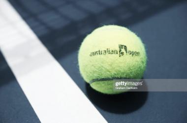 El Australia Open se juega con 30.000 espectadores. Foto: Gettyimages (Graham Denholm)