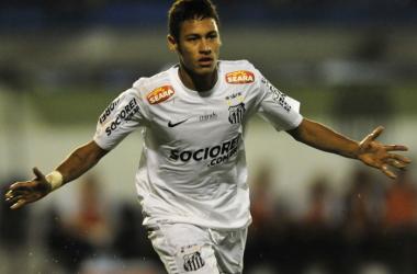 Santos rebaixa União Barbarense com quatro gols de Neymar