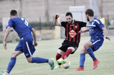 Barseghyan en un partido. | Foto: armsport.am
