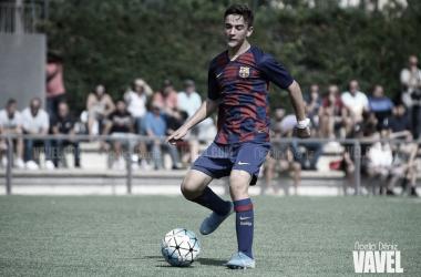 Cinco azulgranas convocados con la selección española sub16