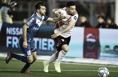 El Millonario lleva 3 partidos sin ganar de local en la Superliga. Foto: River Oficial.