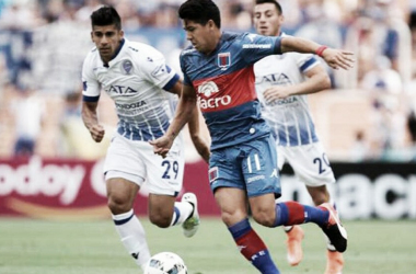 Cachete Morales no podrá jugar por lesión (Foto: Télam).