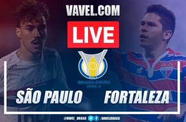 Gol e melhores momentos para São Paulo 1x0 Fortaleza pelo Campeonato Brasileiro 2020
