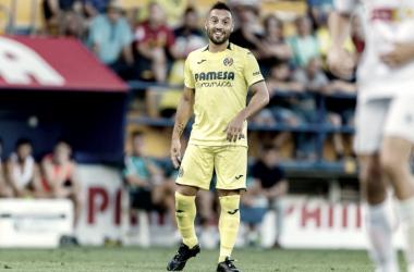 Cazorla vuelve a sentirse futbolista
