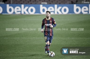 Messi, más de 20 dianas en Liga por 13ª temporada consecutiva