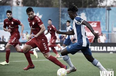 Espanyol B y CD Castellón firman las tablas en el marcador