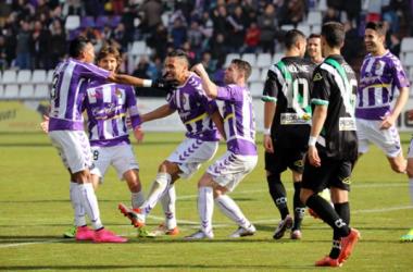 Real Valladolid - Córdoba: puntuaciones del Real Valladolid, jornada 22
