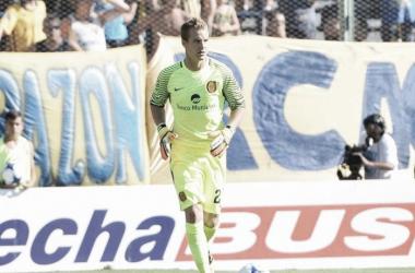 Rodríguez confirmó que su deseo es seguir en Central. (Foto: Web)
