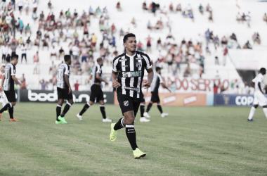 Ceará decide no primeiro tempo, vence Salgueiro com tranquilidade e avança na Copa do Nordeste