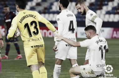 Resumen SD Huesca vs Elche CF en LaLiga 2020/2021