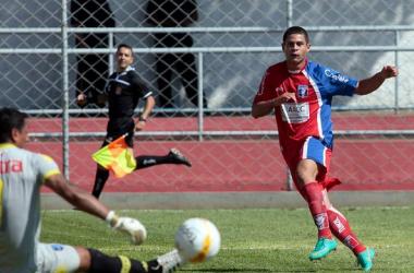 Cleiton Campos marca três vezes e sonha com a titularidade no Guará