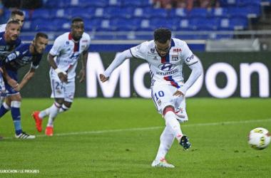 El Lyon no perdona