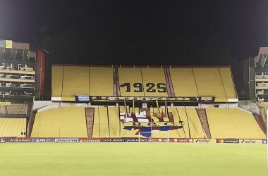 Estádio Monumental de Guayaquil é interditado, mas partida de Flamengo e Barcelona está mantida