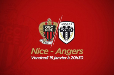 Direct live ligue 1 OGC Nice - SCO Angers