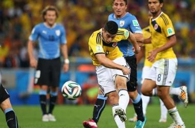 Melhor golo do Mundial é de James Rodriguez