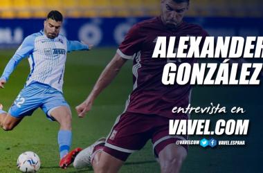 """Entrevista. Alexander González: """"Estoy muy feliz de poder participar en este gran club"""""""