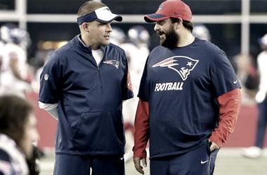 McDaniels y Patricia podrían salir de New England | Foto: Patriots