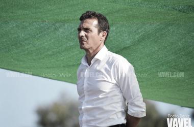 Guillermo Amor en un torneo | Foto de Noelia Déniz, VAVEL