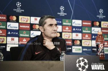 Ernesto Valverde, entrenador del FC Barcelona. FOTO: Noelia Déniz