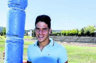 José Ramón, primera incorporación de la Balona 2014/15