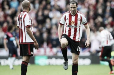 Recent injuries to Younes Kaboul and John O'Shea have highlighted Sunderland's need for defensive recruits next month. (Photo: RTE)