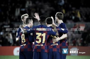 Previa FC Barcelona-Getafe CF: reto de altura para seguir luchando por el título