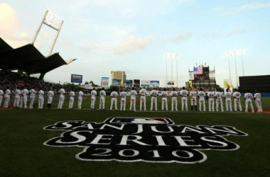 The then Florida Marlins were the home team in Puerto Rico in 2010 against the New York Mets.(South Florida Sun-Sentinel)