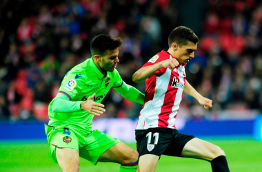Atheltic y levante se miden en San Mamés | Foto: Athletic Club