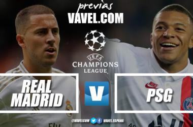 Previa Real Madrid-PSG: la última bala para ser primeros de grupo