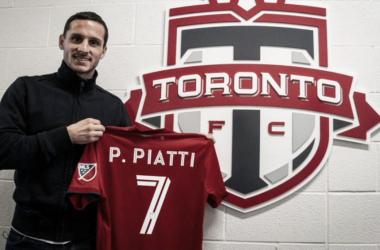 Pablo Piatti firma con Toronto FC como Desiganted Player
