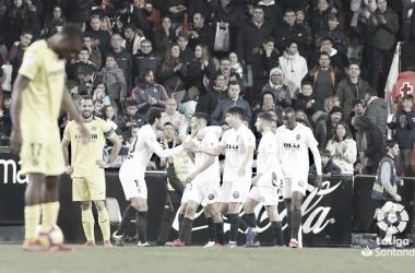 Cara a cara: Villarreal vs Valencia, duelo directo en la lucha por Europa