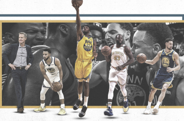 Golden State Warriors: con vistas al futuro
