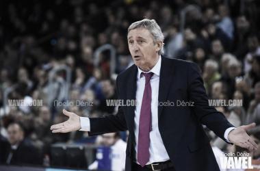 """Svetislav Pešić: """"Hemos mantenido el ritmo de juego durante todo el tiempo"""""""