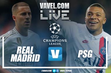 Resumen Real Madrid vs PSG en Champions League
