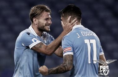 """Inzaghi celebra vitória em nova tarde inspirada de Immobile: """"Ganhamos um jogo difícil"""""""