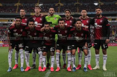 Puntuaciones de los Rojinegros del: Atlas 0-2 Pachuca, Jornada 7 Clausura 2020
