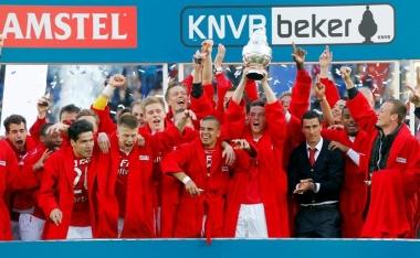 AZ derrota PSV e é campeão da Copa da Holanda