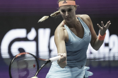 Mladenovic wins an upset victory | Photo: Alexander Safonov/Championat