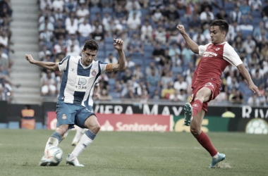 Resumen Sevilla vs Espanyol en La Liga Santander 2020 (2-2)
