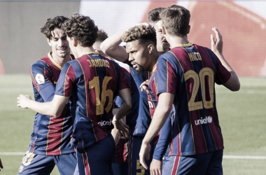 Villarreal B vs Barcelona B en VIVO y en directo en Segunda División B