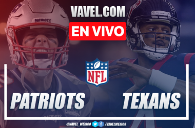 Resumen y touchdowns New England Patriots 22-28 Houston Texans en NFL 2019