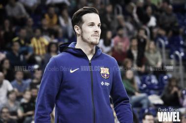 Thomas Heurtel, jugador del Barça Basket. FOTO: Noelia Déniz
