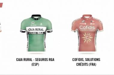 Fotografia: Web Vuelta España